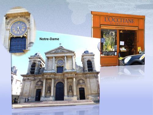 Peites courses matinales à Versailles