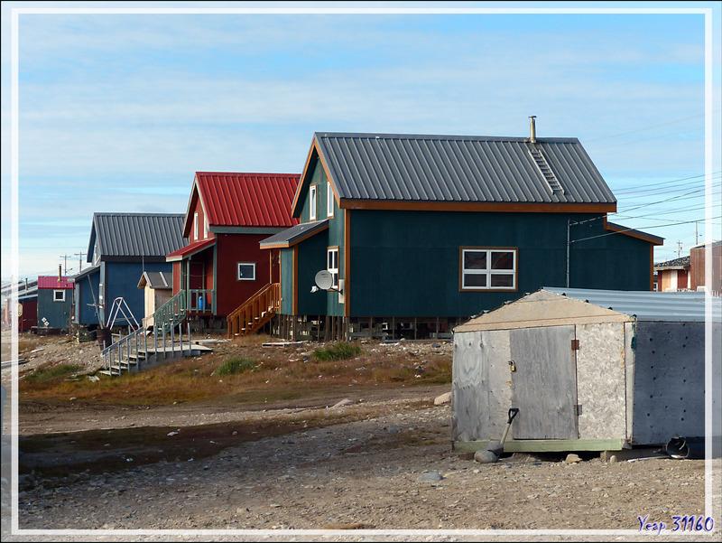 Gjoa Haven - King William Island - Nunavut - Canada