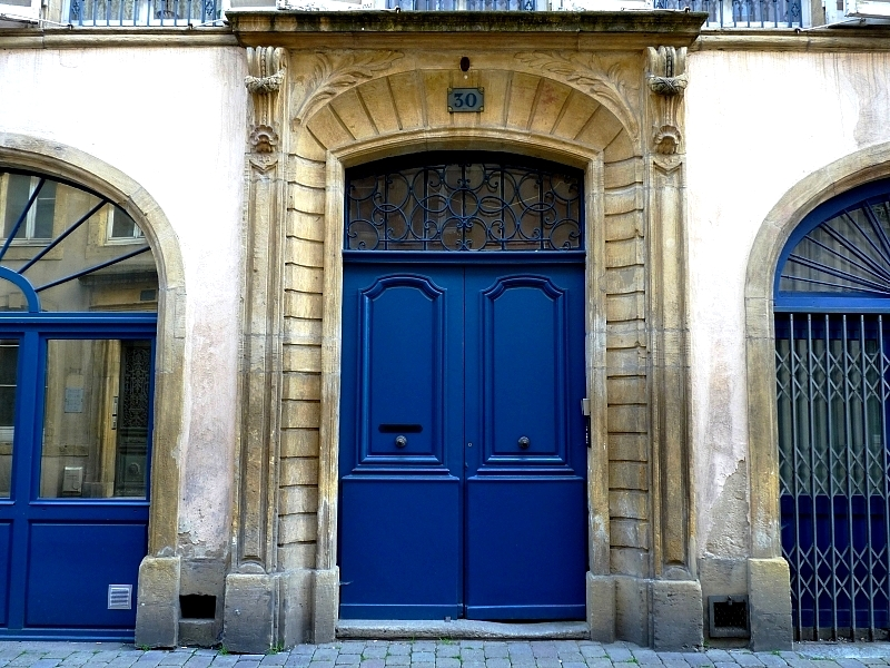 Porte-à-porte dans Metz / 10...