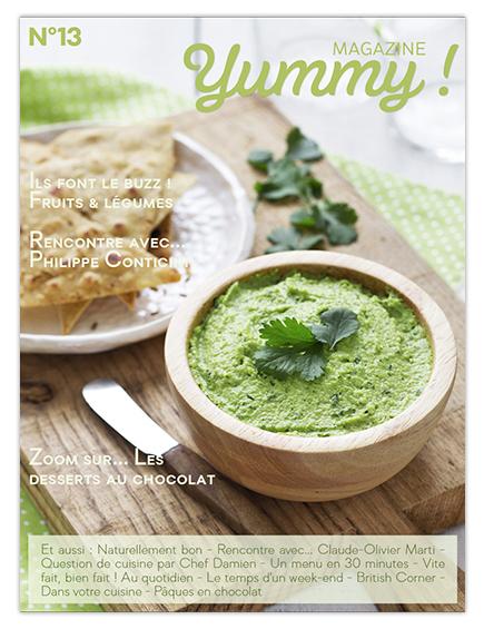 Yummy Magazine N° 13