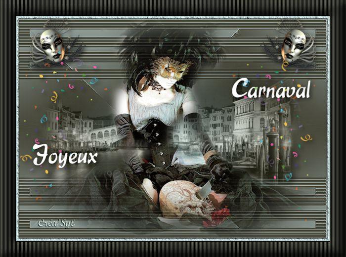 Joyeux Carnaval