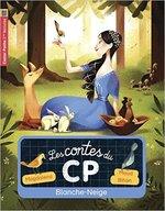(Chronique de Rafael 6 ans) Les contes du CP : Blanche-Neige de Magdalena (texte) et Maud Bihan (Illustrations)