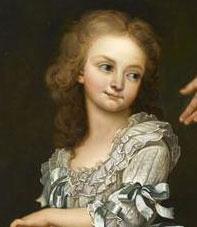 Madame ROYALE, Marie Thérèse Charlotte de France... (1778-1851)