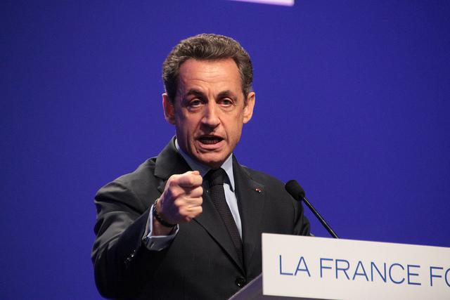 Sarkozy: «Les valeurs du Front national sont celles de tous les Français»