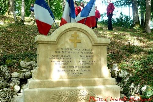 Monument d'Essarois