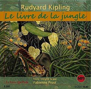 Le livre qui parle - Le Livre de la Jungle