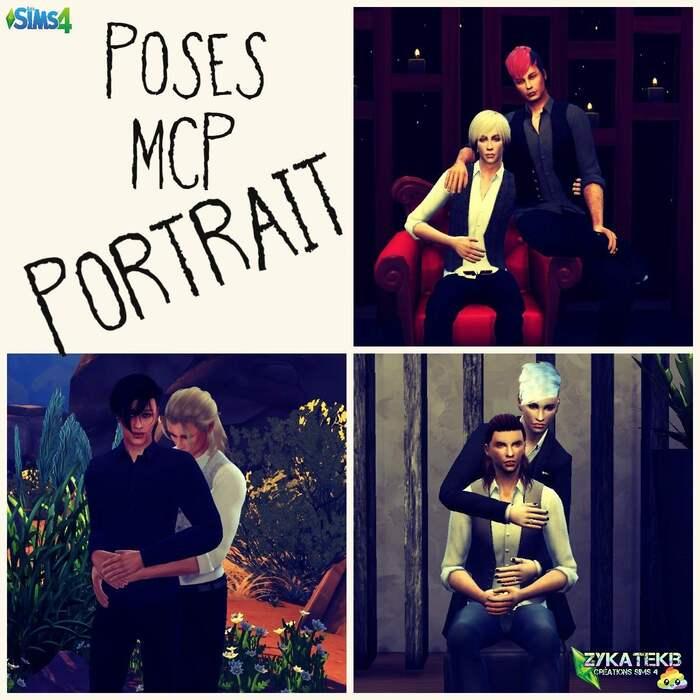 Poses MCP - Portrait