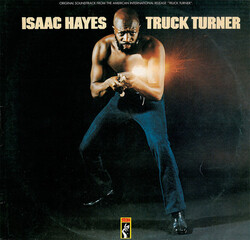 Isaac Hayes - Truck Turner (OST) - Complete LP