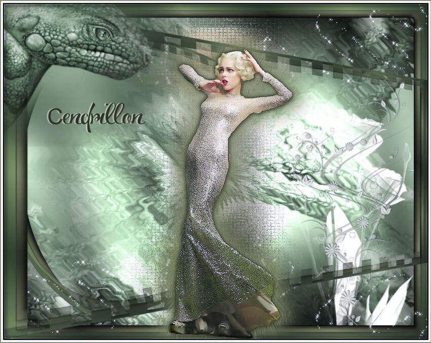 Golden-lady - Mysterfeerie