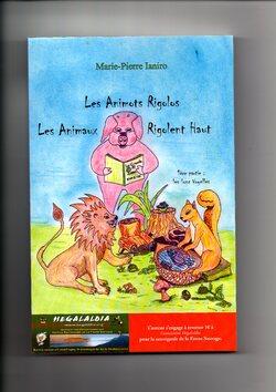 Les Animots Rigolos : article sur le blog de Lutin bazar