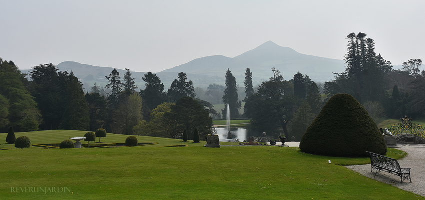 Powerscourt Estate Gardens
