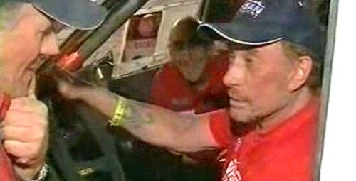 - Johnny HALLYDAY était à Graulhet le 29 décembre 2001 !