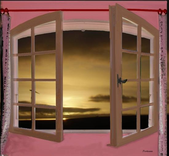 Fenêtre sur espoir
