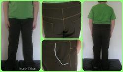 Pantalon enfin fini !!!!!