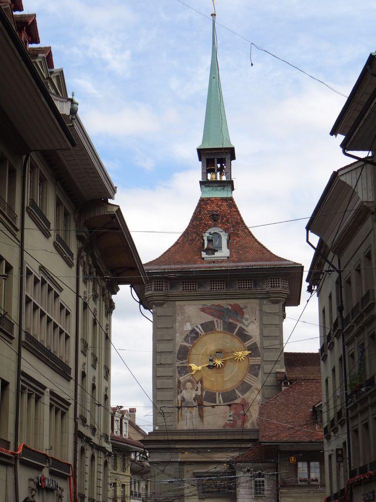 Berne, ville des fontaines...