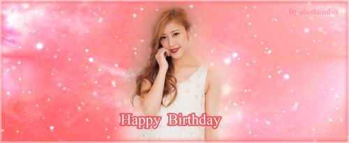 Happy birthday Miyabi