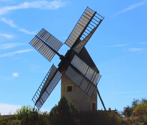 moulin à grains