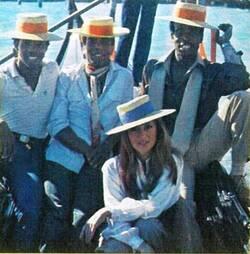 23 septembre 1978 : You light my Venise