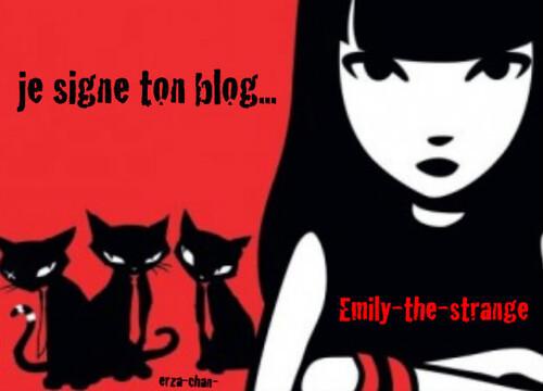 cadeau pour Emily-the-strange