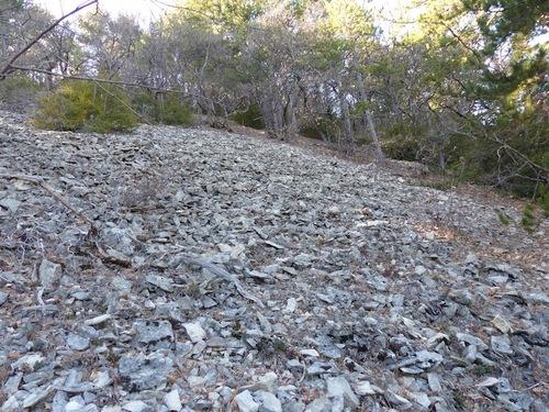 Sentier découverte de Garde Grosse (Nyons - 26)