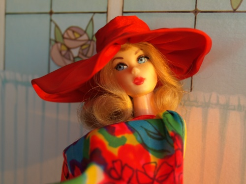 Barbie vintage : Glamour Hat