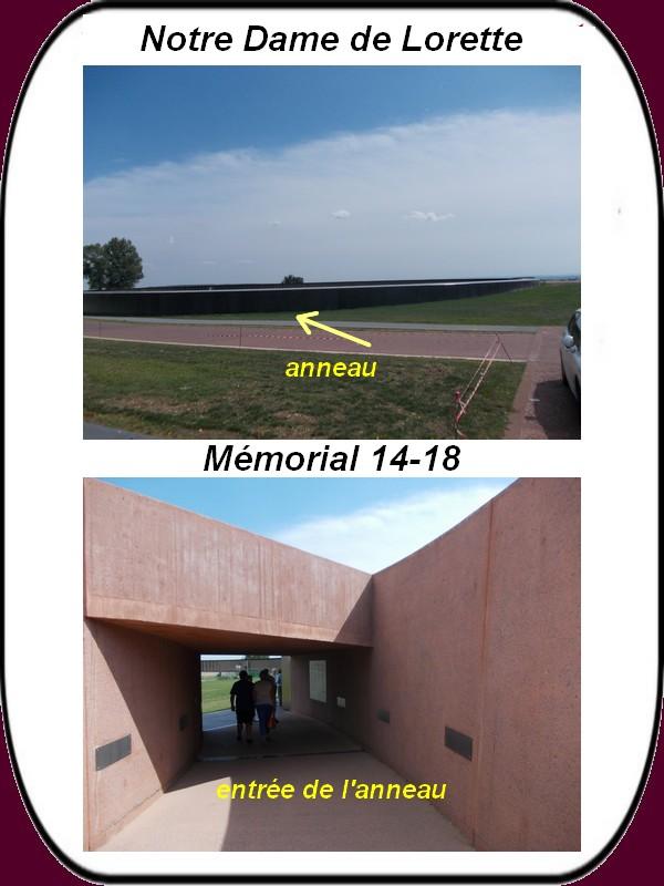 Visite du mémorial international de Notre Dame de Lorette 03