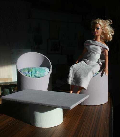 salon pour poupée