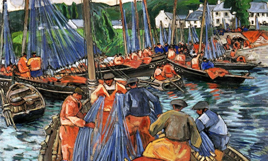1.Méheut /pêcheurs et paysans