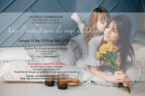 Matinée Monos-Connexion : Informations Importantes
