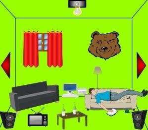 Mixgames1 - Secret escape room 6