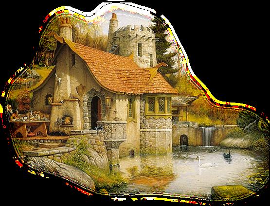 Házak - Épületek