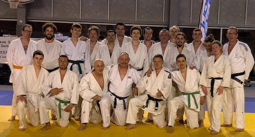 Entraitement Ju-jitsu Sainghin en Mélantois