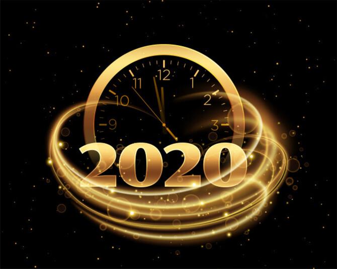 Bonne Année 2020 !!!