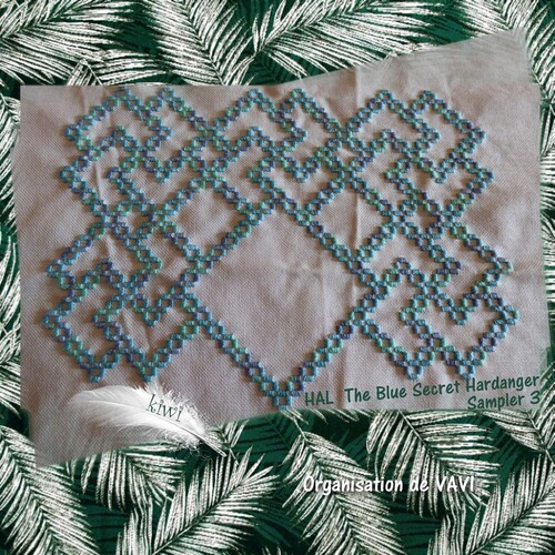 Hal :The Blue Secret Hardanger Sampler 3