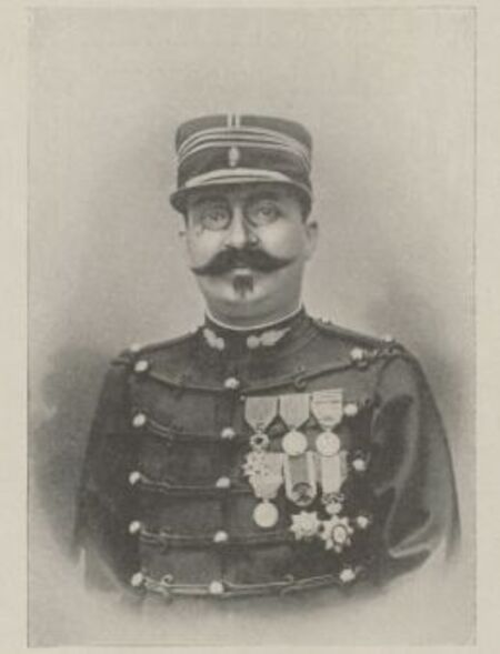 - Capitaine Fortuné MAURIES