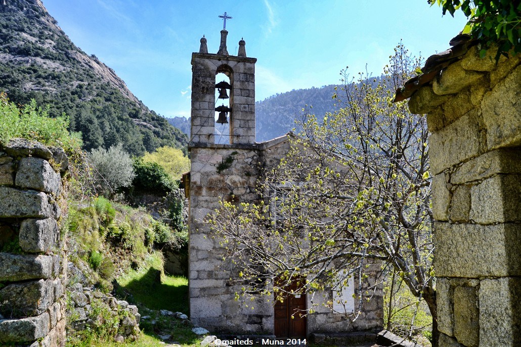 Eglise de Muna - Corse-du-sud