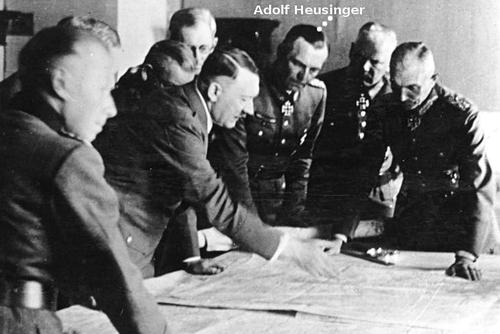- 1960 – L'OTAN commandé par l'homme de confiance de Hitler, celui qui planifia l'invasion de la Russie