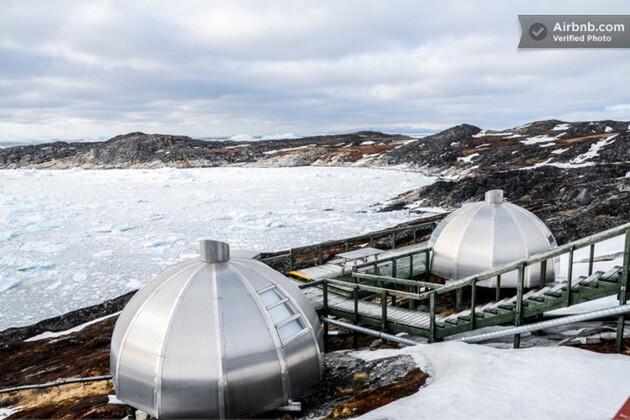 Un igloo au Groenland pour 248 euros