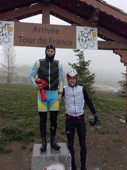 Alpe d'Huez du 12/05/14 au 14/05/14