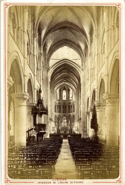 Lisieux au XIXe siècle (1)