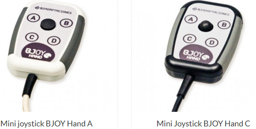 Mini joysticks