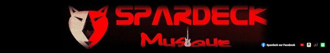 Spardeck - Un trois titres très rock disponible en numérique