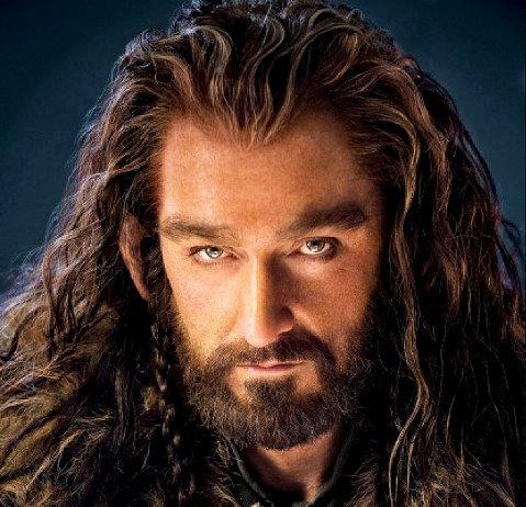 Bilbo le Hobbit Thorin Oakenshield
