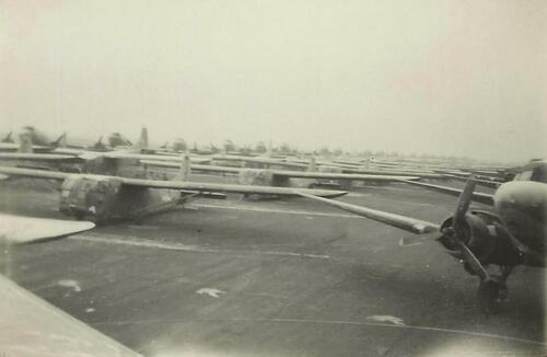 Continental arrival - 194th GIR