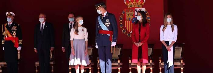 Fête nationale en Espagne