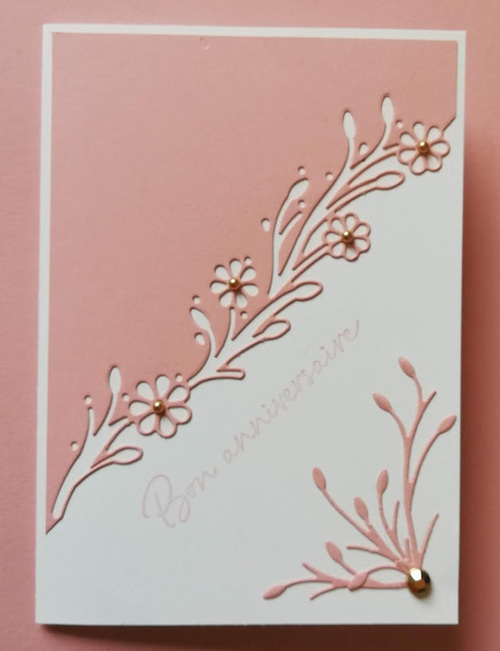 "cartes avec la collection ""Jardin Ornemental""...."