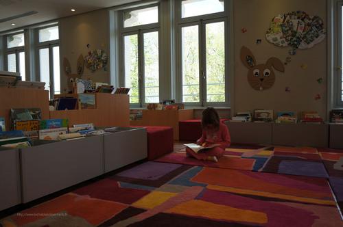 Médiathèque C.-F Ramuz - Evian-les-Bains