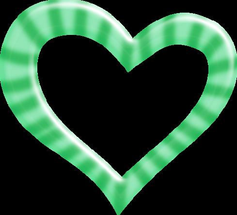Coeurs divers 6