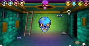 Jouer à Halloween horror room escape