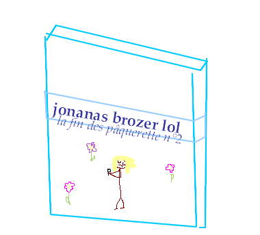New CD des Jonanas Brozer